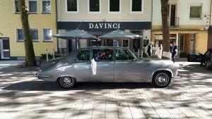 Feiern Sie Ihre Verlobung, Hochzeit oder Feierlichkeit bei Davinci - Italienische Restaurant in Krefeld neben dem Standesamt